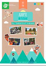 Cahier nature n°3 : adopte un paysage