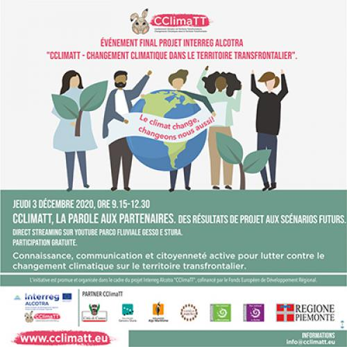Evenement de cloture du programme CclimatT